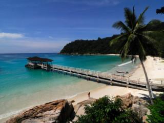 Palau Perhentian Besar => Malesia