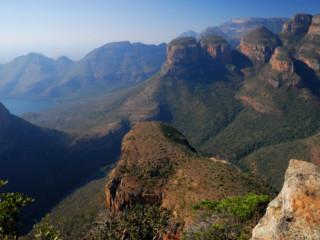Blyde Canyon => Sudafrica